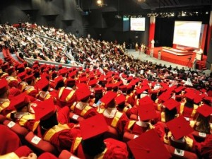 Graduates Earn Diploma in Office Management