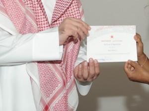 بوليتكنك البحرين تكرم عددًا من موظفيها لجهودهم في تنظيم فعالياتها