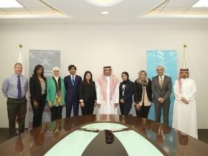 """""""بوليتكنك البحرين"""" تكرم طلبتها المشاركين في مسابقة """"الوساطة في القضايا التجارية"""""""