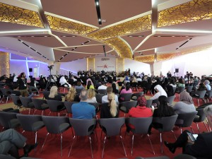 Bahrain Hall Official Opening