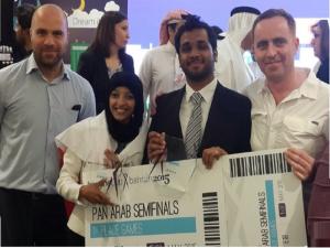 BICT Student Wins Imagine Cup Pan Arab Semi Finals