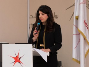 Servcorp GM Delivers Talk at Bahrain Polytechnic