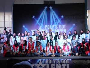 Poly's Got Talent