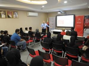 ندوة في بوليتكنك البحرين حول أسباب فشل المشاريع التجارية