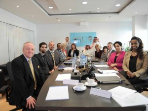 Bahrain Polytechnic Conducts Focus Group for Commercial Mediation Training