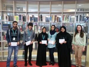 بوليتكنك البحرين تقييم حفل تكريم لطلبتها المشاركين في برنامج الدعم PASS