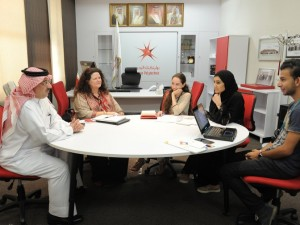 Student Council Review Ramadan Plans with Executive Management