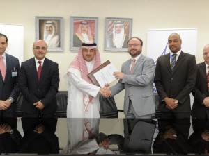 Bahrain Polytechnic Signs with GARMCO