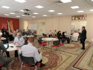 Annual Strategy Workshop Held at the Polytechnic