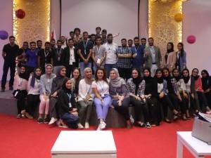 Bahrain Polytechnic Student Council Host 'PolyHunt'