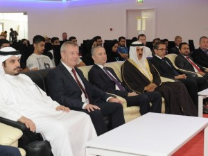 Bahraini Students Introduced to Links Between Sport and Technology