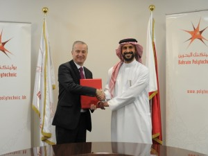 Bahrain Polytechnic Collaborates with Hack Arabia