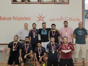Bahrain Polytechnic Hosts 2nd Universities Football Tournament