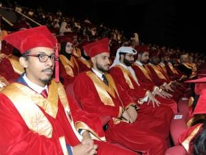 بوليتكنك البحرين تقيم حفل التخرج الرابع