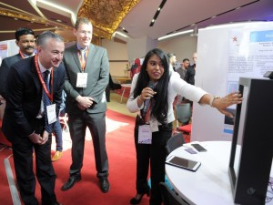 Bahrain Polytechnic Hosts 10th ICT & Web Media Project Exhibition