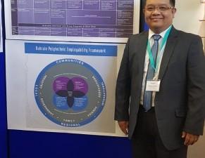 Bahrain Polytechnic Presents 'Career Skills Framework' at Higher Education Practice Conference at Aston University