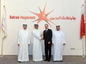 """تنظمه الهيئة الوطنية لعلوم الفضاء وبوليتكنك البحرين  كمال بن أحمد يفتتح منتدى: """"تقنيات الفضاء للبحرين"""""""