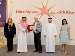 """ختام فعاليات منتدى: """"تقنيات الفضاء للبحرين"""" بالبوليتكنك"""