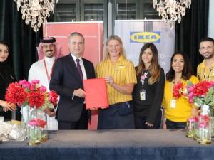 Bahrain Polytechnic Signs MoU with IKEA Bahrain