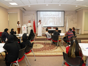"Bahrain Polytechnic Trains 30 Students on ""The Art of Engineering Perspective"""