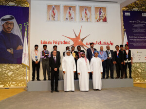 Bahrain Polytechnic and Microsoft Host Closing Ceremony for Khalid bin Hamad Competition for Innovation in AI