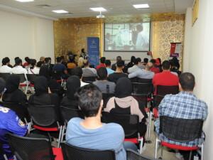 """بوليتكنك البحرين تستضيف ورشة عمل """"التقييس"""" لطلبة الهندسة"""