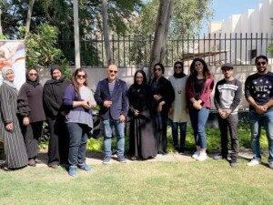 Bahrain Polytechnic Participates in the Philanthropic Candle Recycling Project