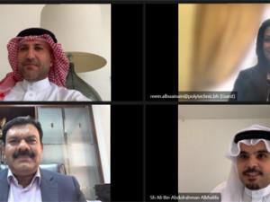 بوليتكنك البحرين والمؤيد للكومبيوتر يناقشان فرص توظيف الخريجيين