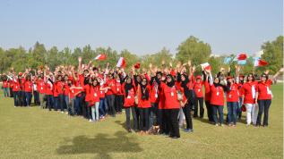 Bahrain Polytechnic Students