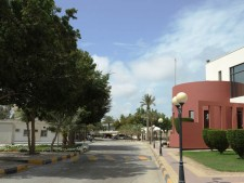 Bahrain Polytechnic Tours Bilateral US-Arab Chamber of Commerce Members