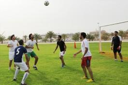 We Finish 2nd in University Football Tournament