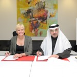 MoU with University of East London 2014