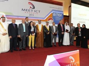 Bahrain Polytechnic Student Wins Award at Meet ICT 2013