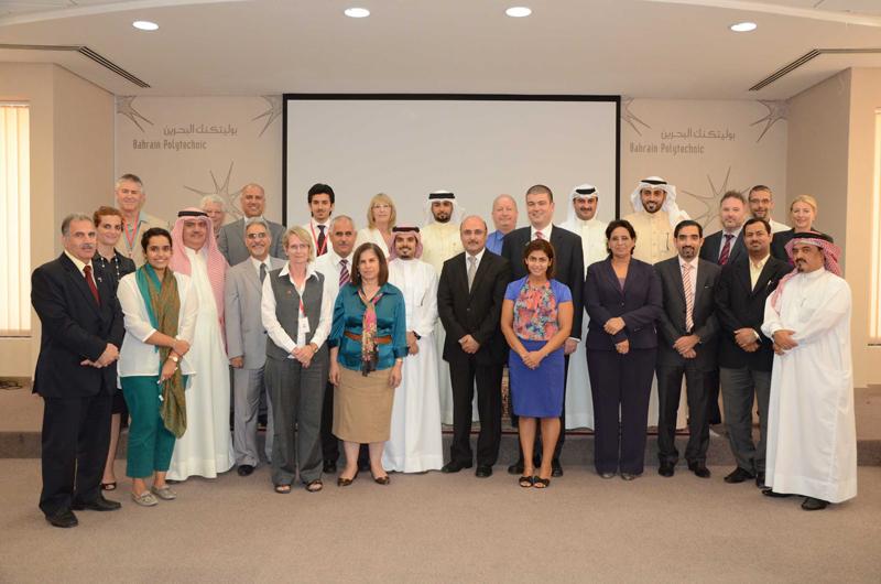 Strategic Planning Workshop with CAC 2013 - Bahrain Polytechnic