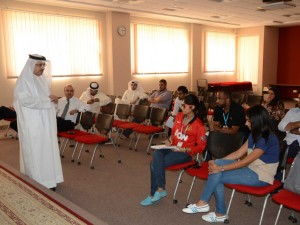 Student Council Addresses Bahrain Polytechnic Management