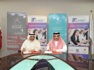 Polytechnic signs MOU with ThinkSmart