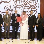 MOU with Diplomat hotel 2015
