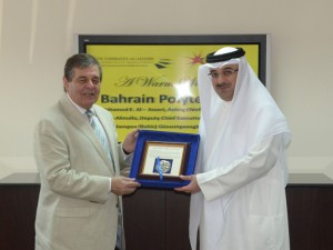 Polytechnic Partners with Emirates Academy in Dubai