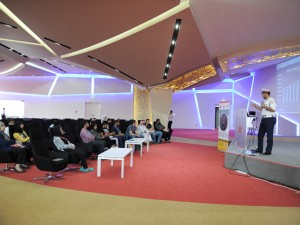 Bahrain Polytechnic host Traffic Safety Campaign