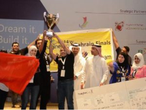 BICT Students Selected In Imagine Cup Bahrain Finalists