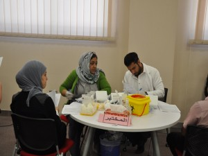 Protect Your Heart Campaign at the Polytechnic