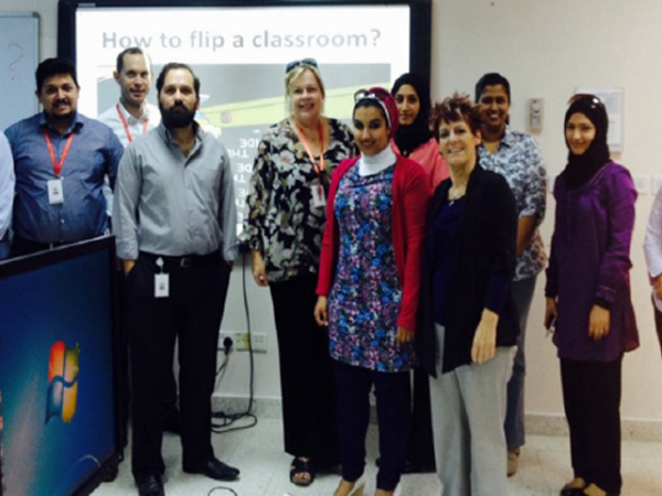 EDICT Faculty supports Flexible Delivery