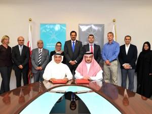 Bahrain Polytechnic signs a MoU with Ebtikar Association