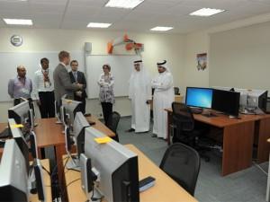Bahrain Polytechnic Opens SolidWorks Training Center