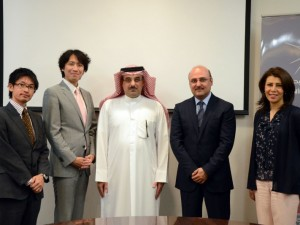 Japanese Cultural Advisors Visits Bahrain Polytechnic