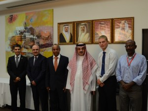 Future Collaboration between Bahrain Polytechnic and London South Bank University
