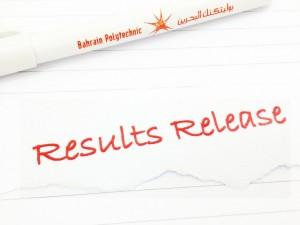 Semester 2, 2015-16 Results Announcement