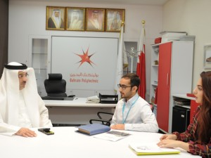 Student Council Discusses Future Plans with Executive Management
