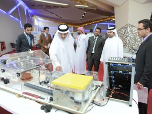 Bahrain Polytechnic Hosts Engineering Project Exhibition