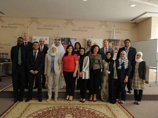 Bahrain Polytechnic Receives ACCA Accreditation